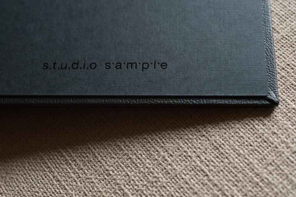Dekora Signature Album Studio Sample