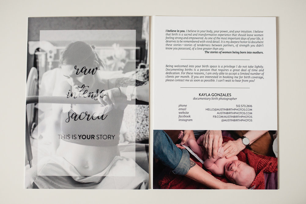 birth photography 5x7 promotional card moo.jpg