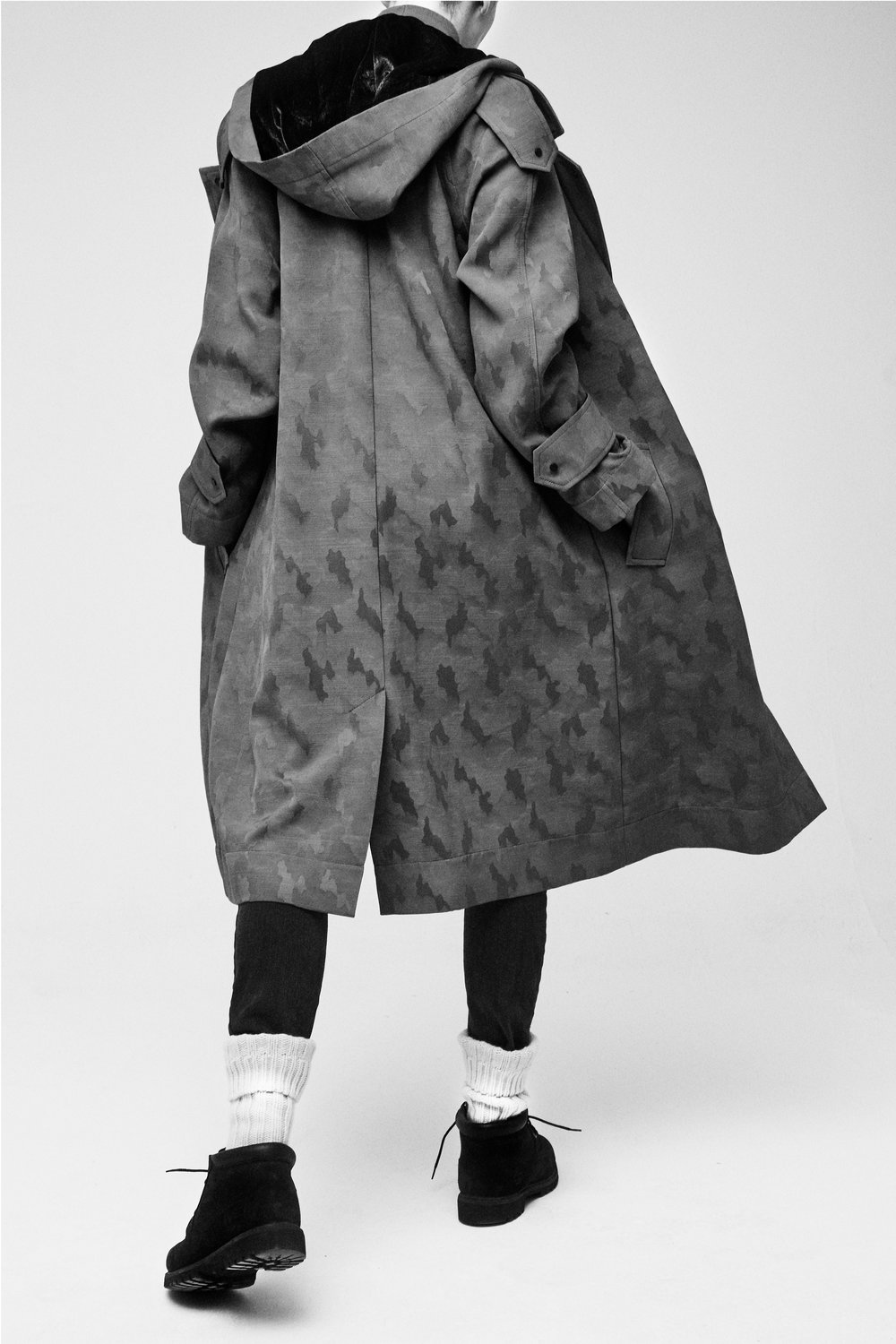 3006 ESTER COAT W REMOVABLE HOOD  - Now available to buy in the shop