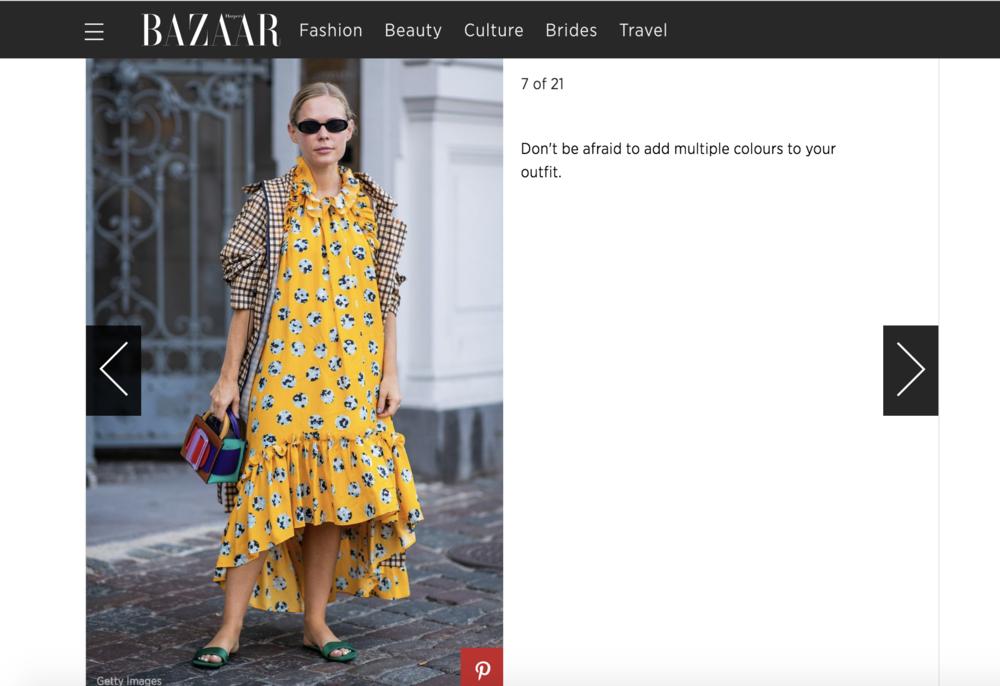 Harper's Bazaar UK - Best Street style CPHFW SS19,Jesse Bush, August 2018