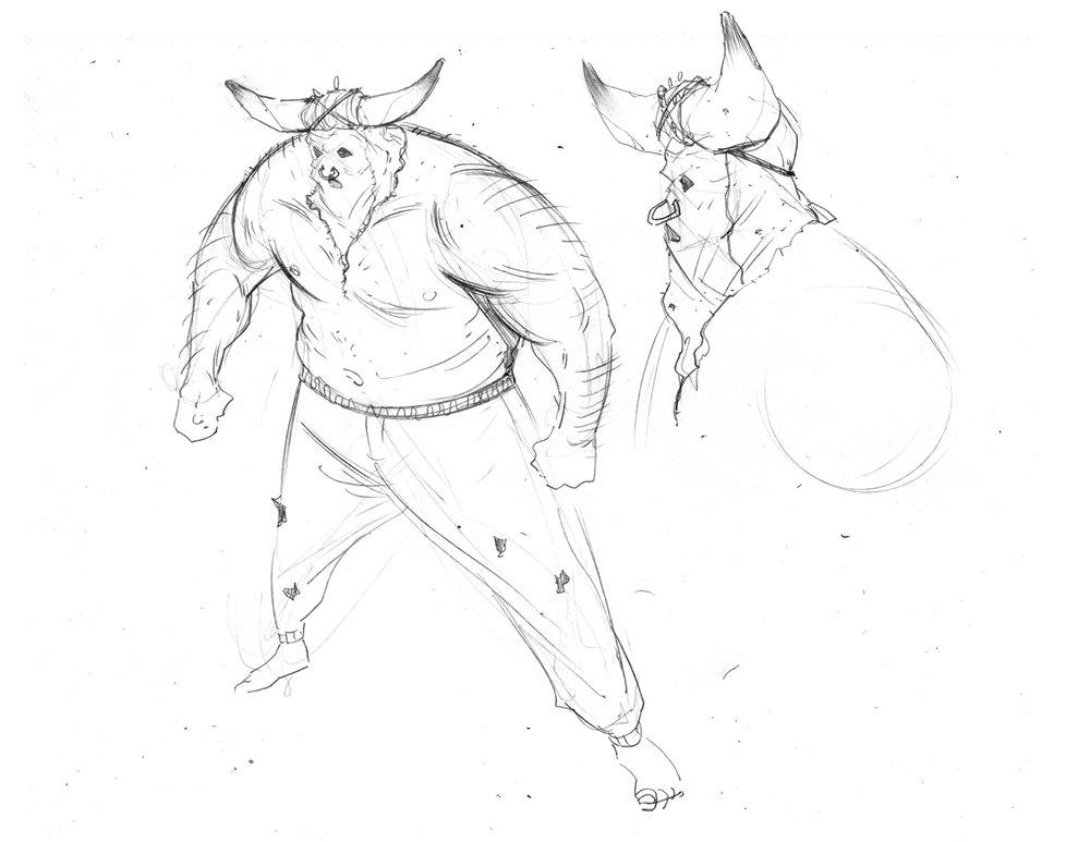 The Bullhead.