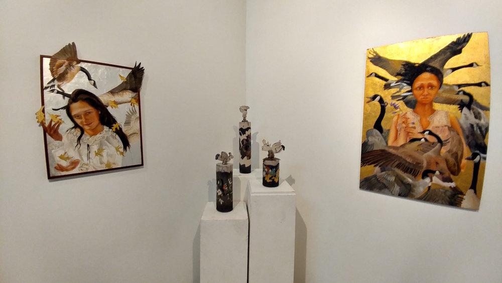 ArtworkTrenton exhibit gallery view