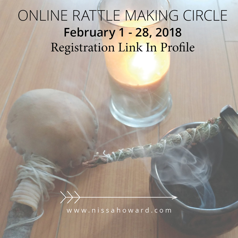 Join me in this circle... - Kits available now!