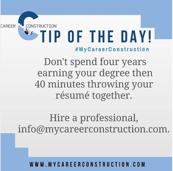 career construction