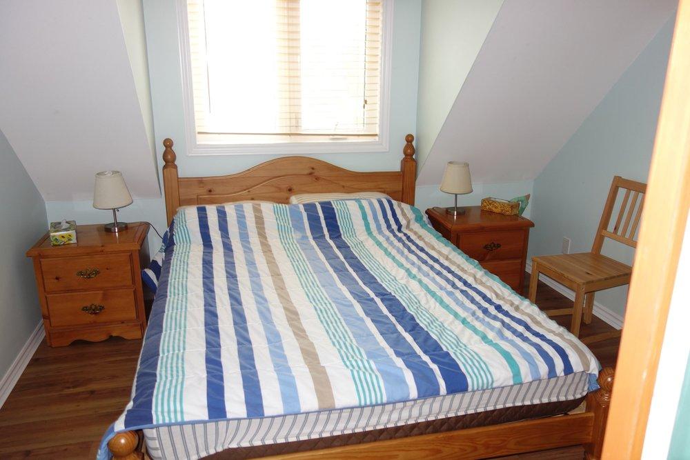 Double Bed Garden Room