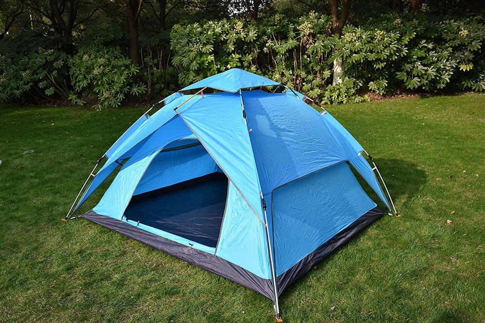 Tent or Trailer Option