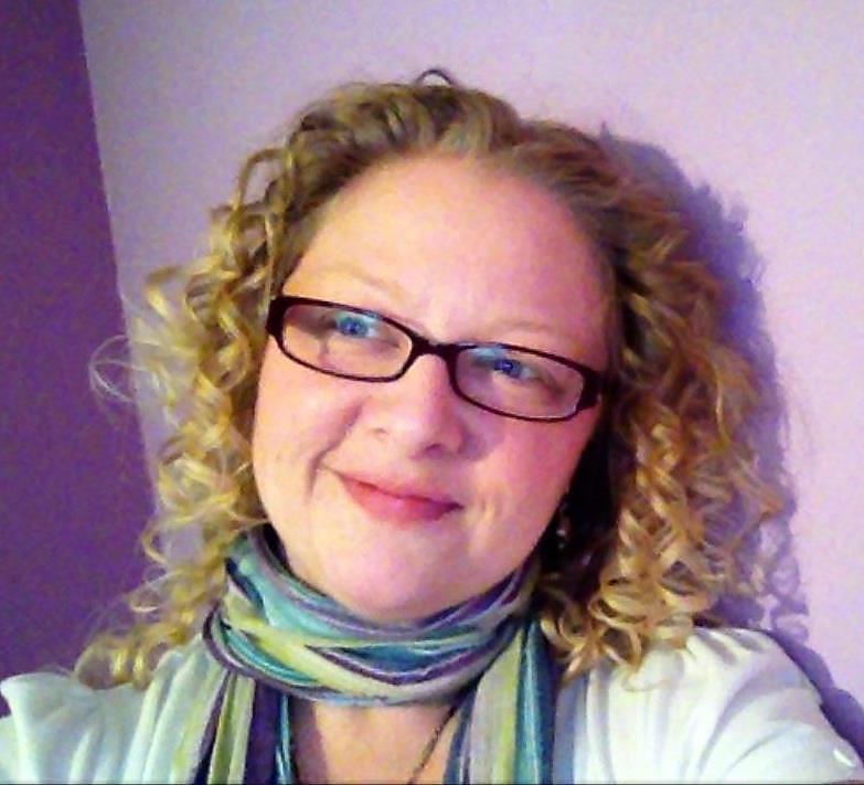 Karyn Lambert,  Reiki Master, Reflexologist, and Owner of Reflexing the Sole, in Hamilton ON.