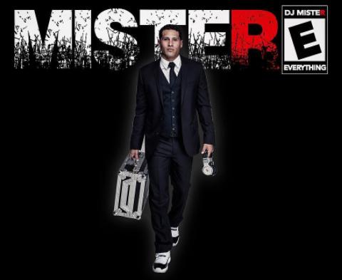 DJ MISTER.E - DJ (Open Format)/MC