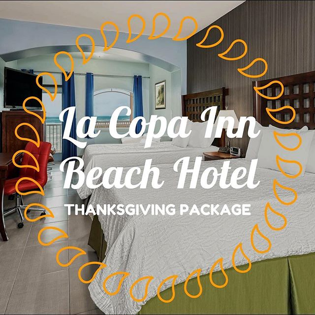Thanksgiving at the Island! 🦃 🌊  Thanksgiving Packages (Nov. 21 - 24) consist of 3 consecutive nights, one of which must be Thanksgiving Day! 🦃 🦃 🦃  Call (956) 761-8700 to BOOK NOW!  Standard Room $275 Room with Hot Tub $305 Beach View Room $375 Beach View Room w/ Hot Tub $405  #spi #southpadreisland #thanksgiving