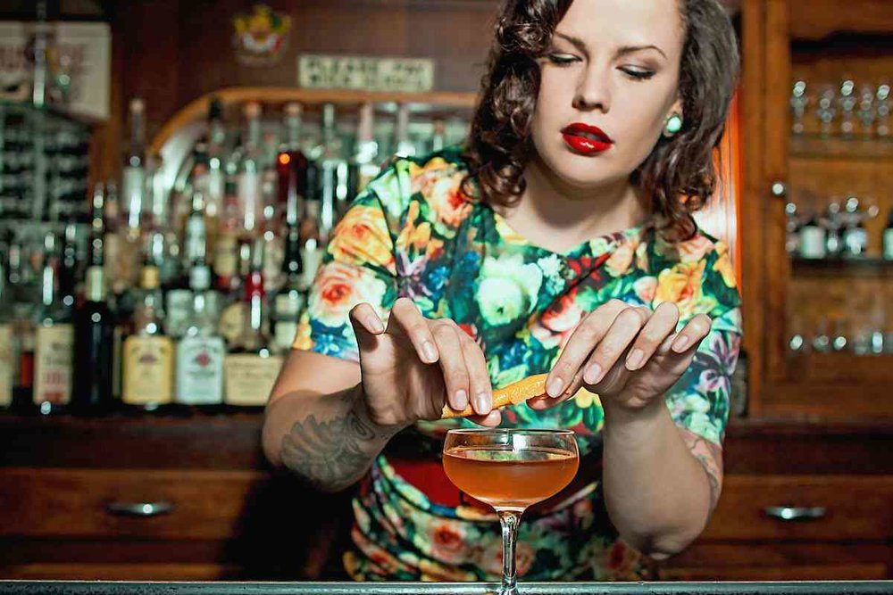 Bevvy: Where Bartenders Drink in Denver