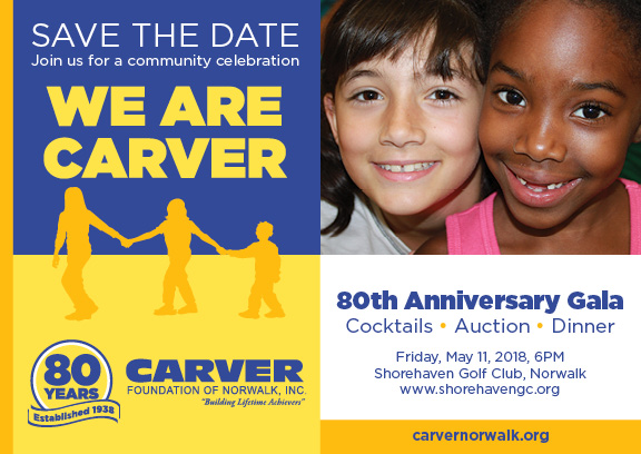 Click here to go to the Carver 80th Anniversary Gala website.