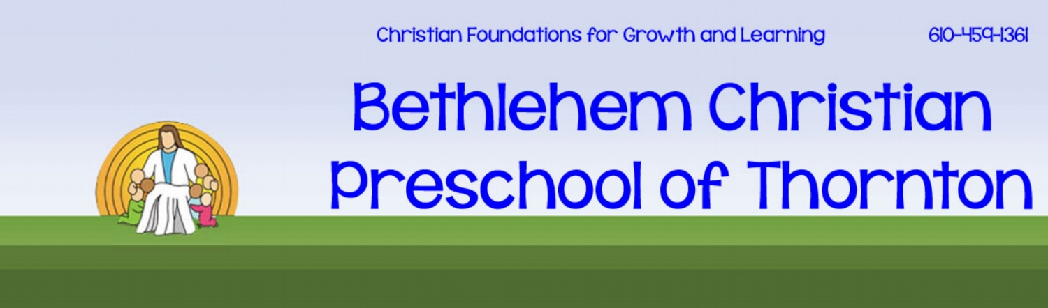 Bethlehem Christian Preschool of Thorton