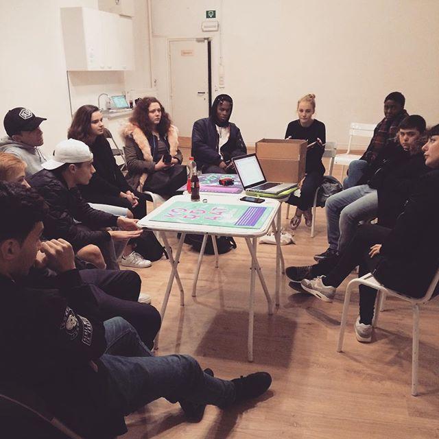 Meeting met de artiesten ❤️ #kordaat16