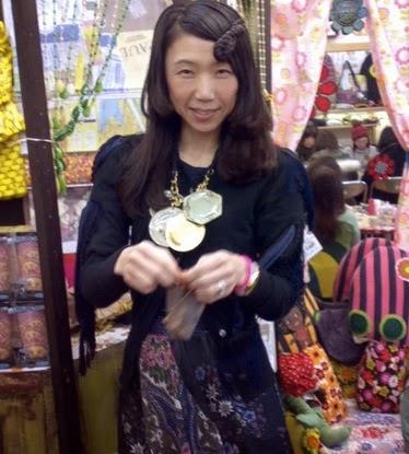 Masako Shinya, Ahcahcum Muchacha Designer