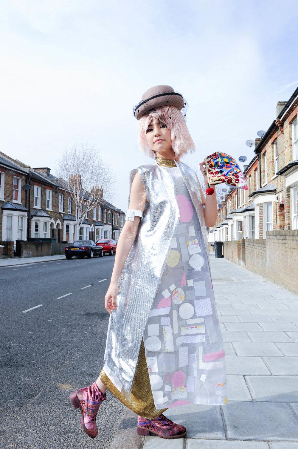 In Reflekt  Issue º12 TRAVEL : model Zarina shot by Cleo. Styled by Olivia Loeke Keelor