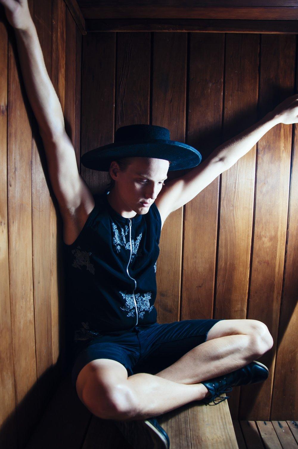 In Reflekt  Issue º10 SPIRIT : model Matt shot by Jasmyne Johnson