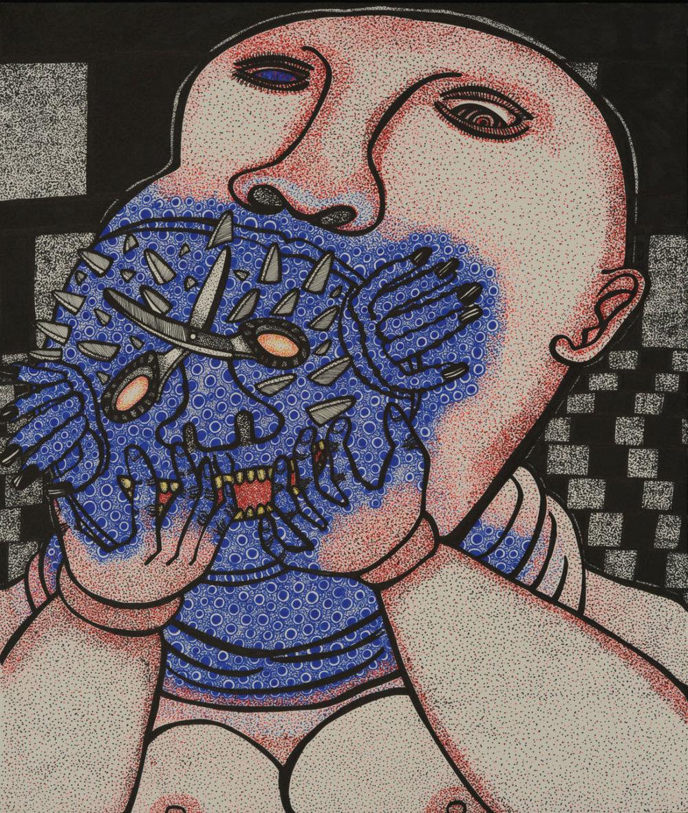 "Marie Suzuki ""Nobody can see"" 2007"