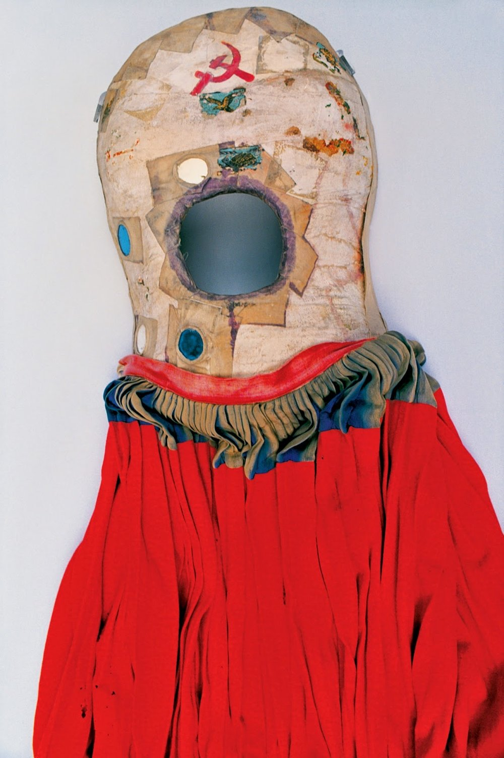 #23 After her bus accident, Kahlo was in a full body cast for three months, and she remained in pain for the rest of her life. She painted her casts and corsets, turning them from medical equipment into artworks