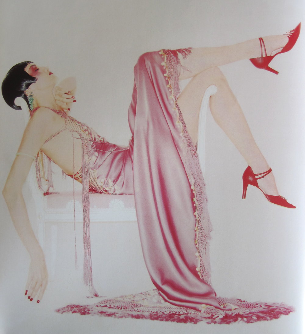 Linda Evangelista by Nick Knight for Christian Dior F/W 1997