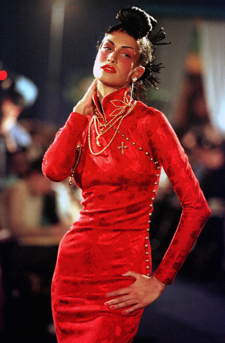 Christian Dior F/W 1997