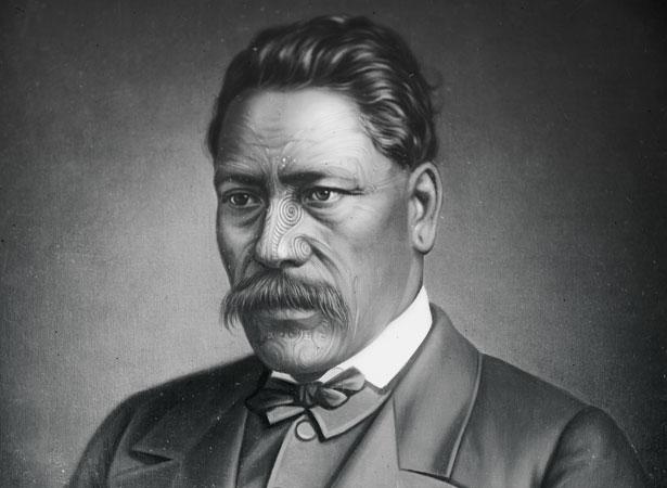 Eastern Maori MP, Tāreha Te Moananui, 1867