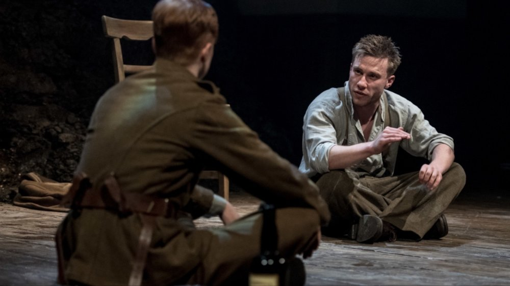 As BERT in FIRST LIGHT (Chichester Festival Theatre) Dir. Jonathan Munby
