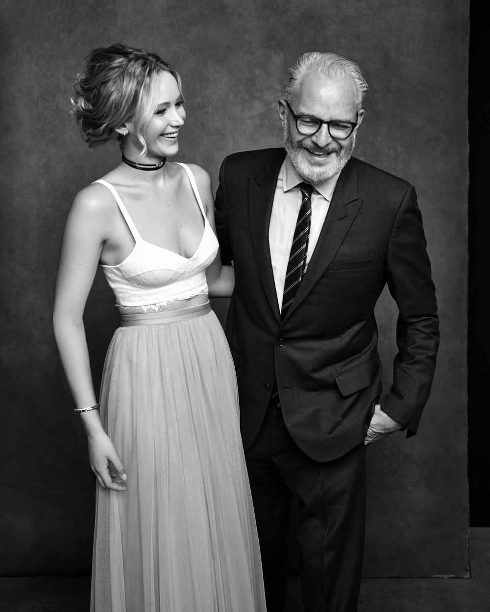 Jennifer Lawrence and Clay Cook