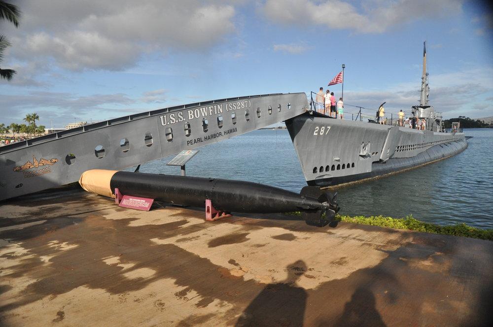 """USS  Bowfin , the """"Pearl Harbor Avenger"""""""
