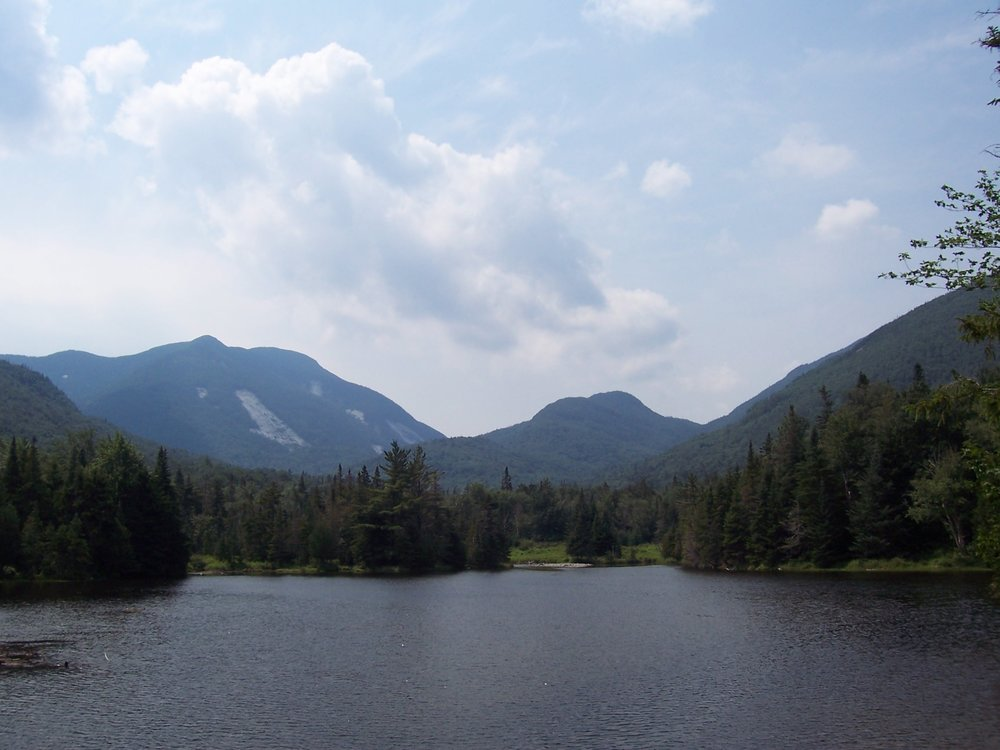Marcy Pond, 2008.