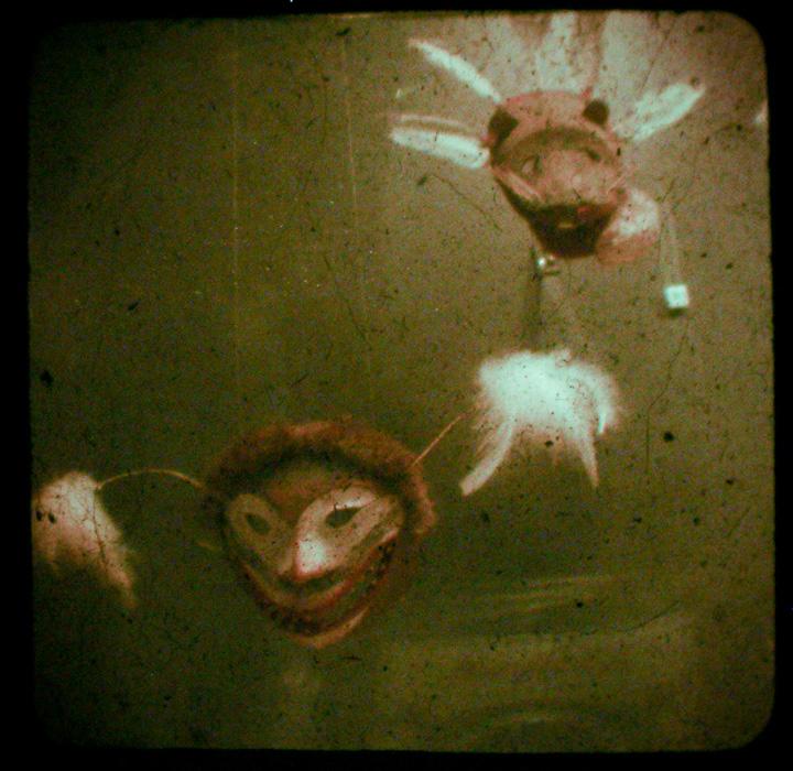 Shaman Masks