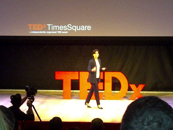 Karol Ward at TEDxTimesSquare