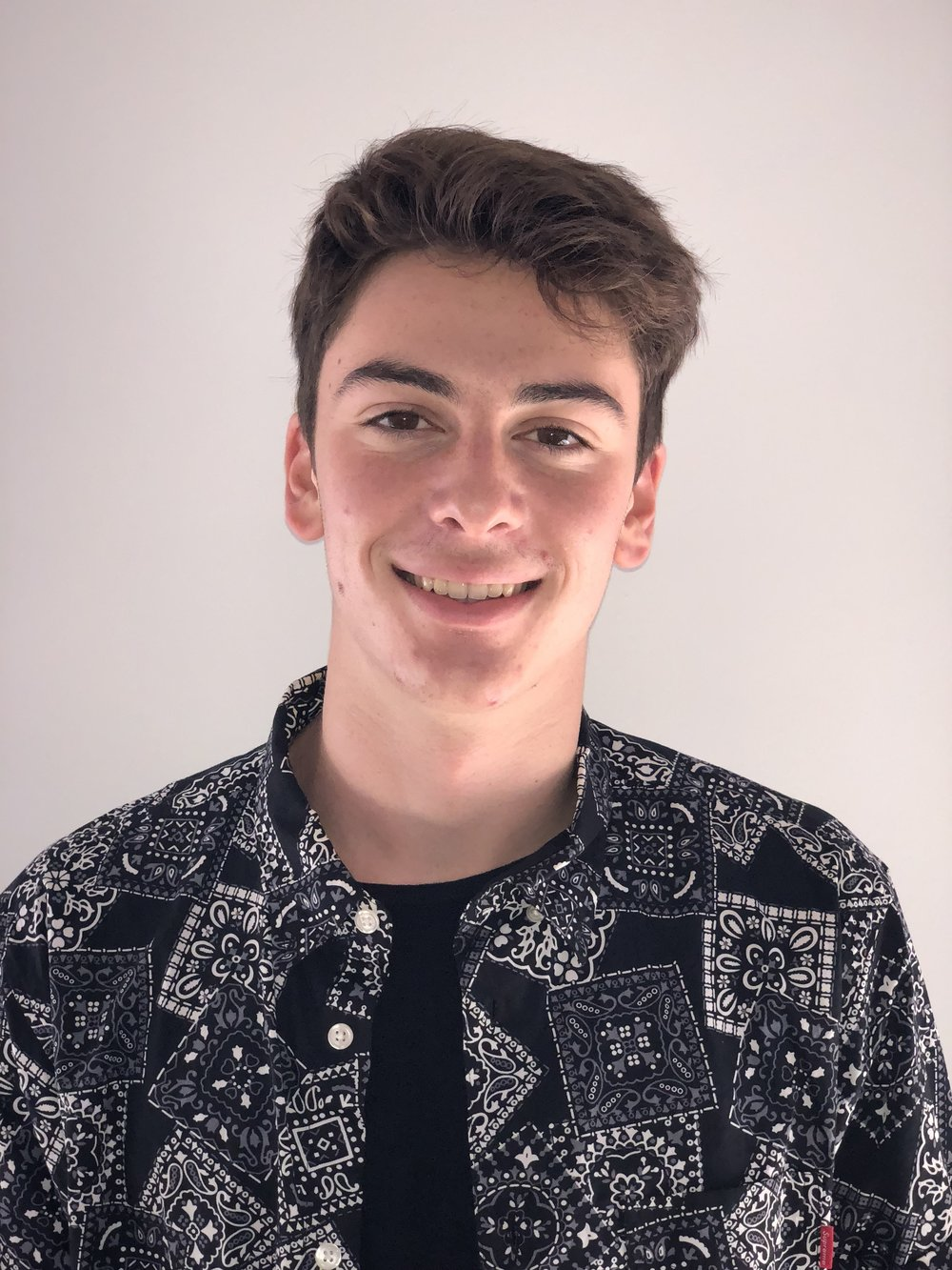Ryan Lewis - Music Composer   Ryan is a senior in high school and is active in music production. He has created music for CCA-TV and for short films. Junior year, he created an original song, Ben and Jerry's, which one best music video at the CCA film festival.