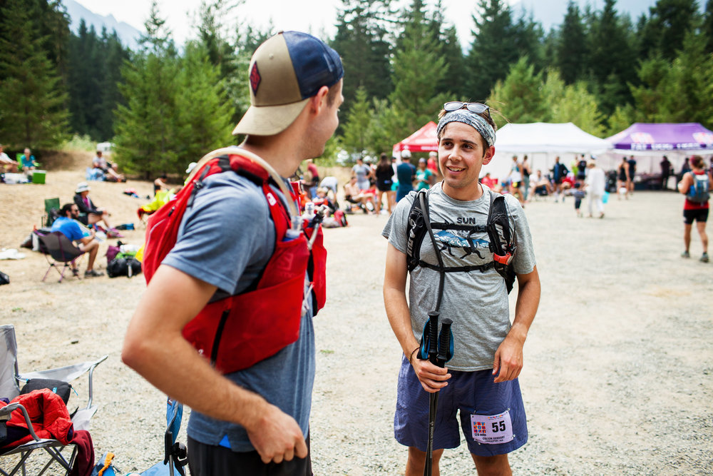 Whatever the reason may be, ultra-runners all share something that makes them alike.