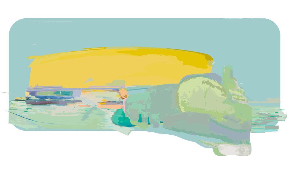 Checking (Yellow), 2015