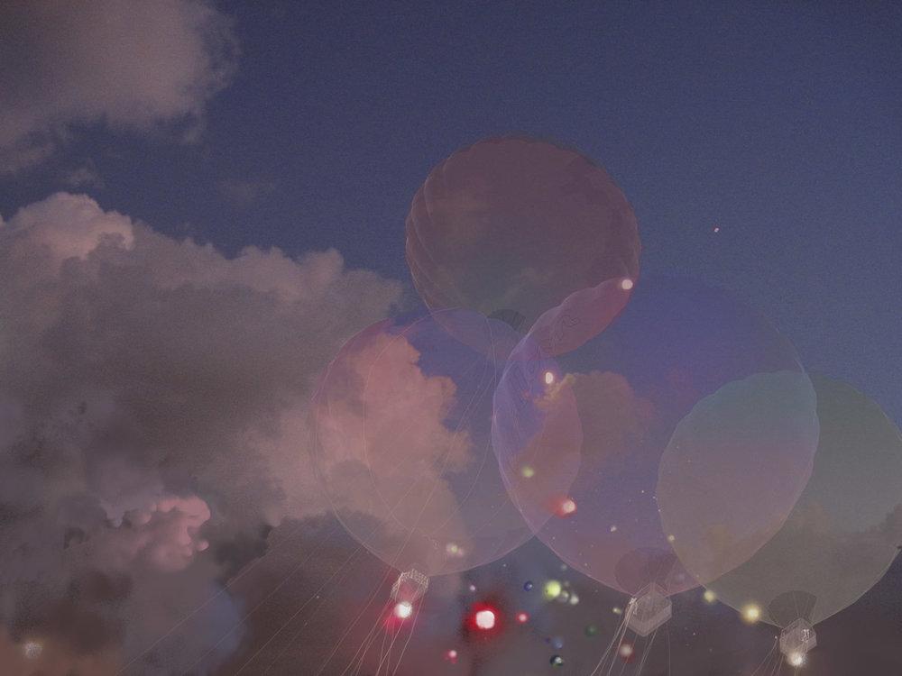 Pink Balloons, 2011