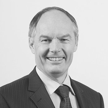 Ken Sutherland, Chief Executive