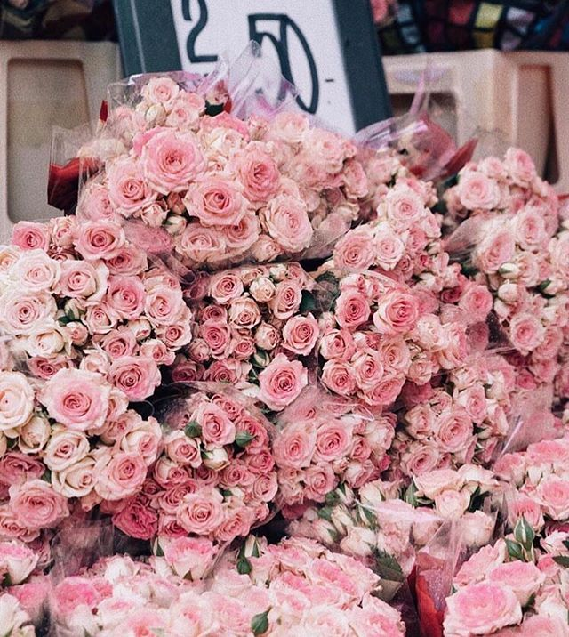 Sunday to-do list: decorate the whole apartment in flowers 🌸🌸🌸🌸 That's how we #SundayFunday. #LuxorBox | #regram @nastasiaspassport |