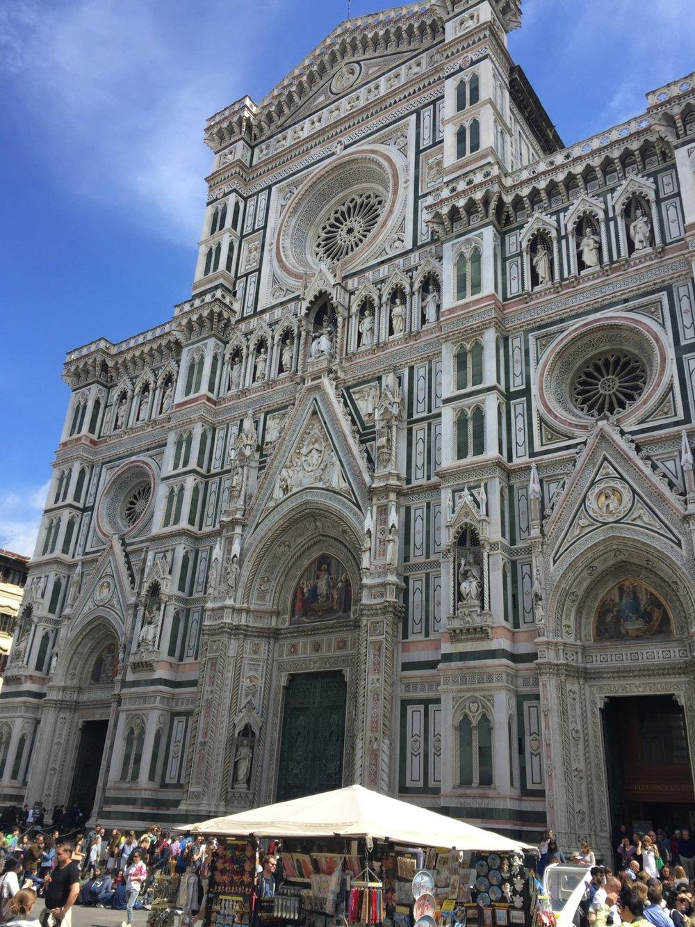 Florence, Basilica Santa Croce