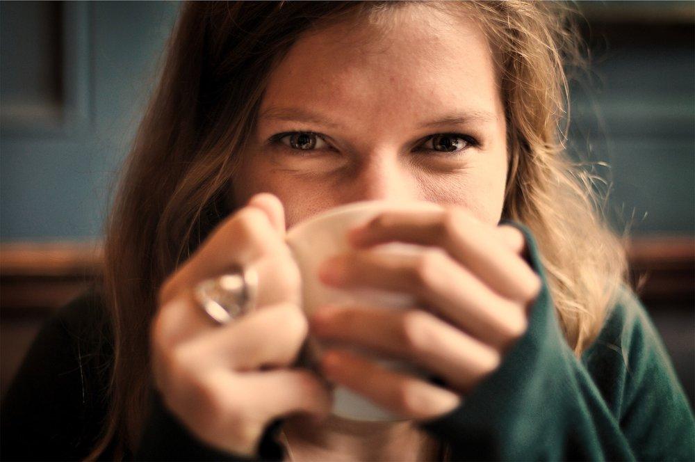 Italiaanse koffie, genieten!
