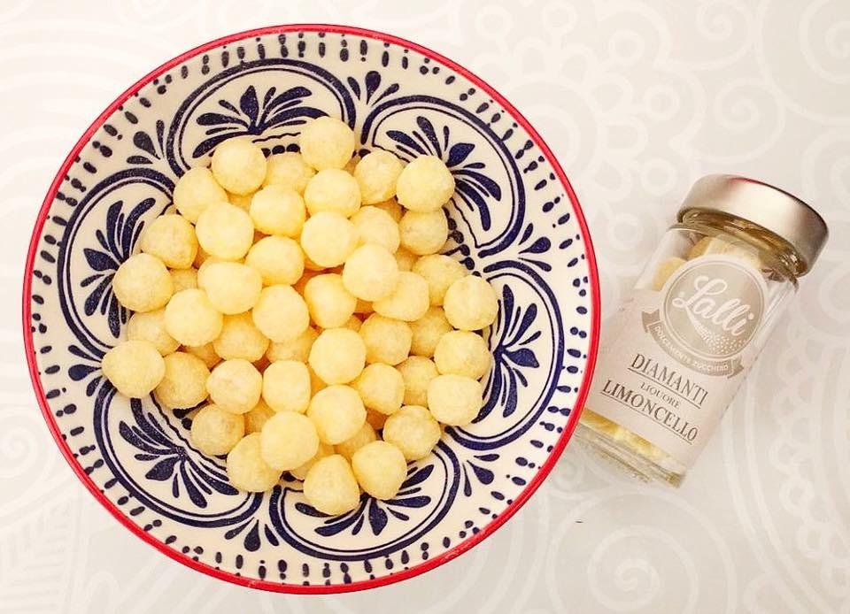 Toia Italiaanse limoncello