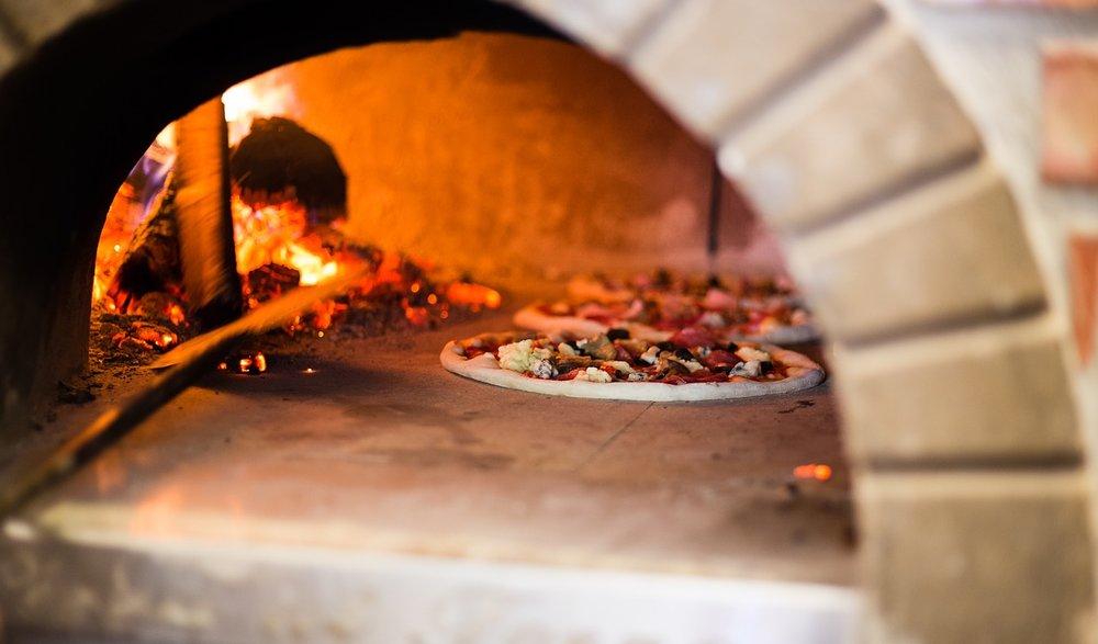 Toia echte pizza