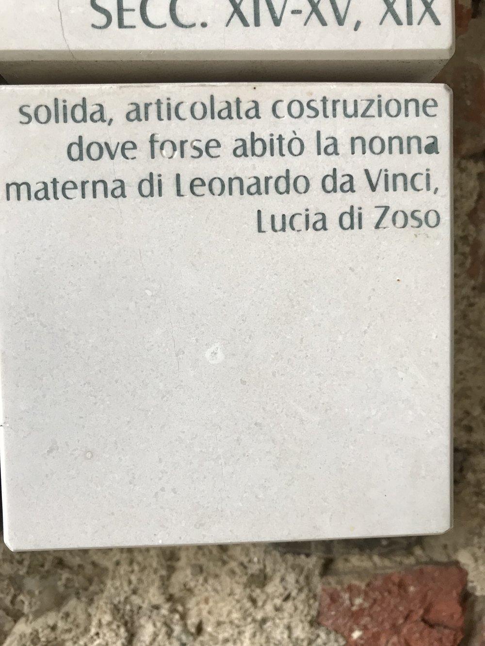 Bacchereto Toscane