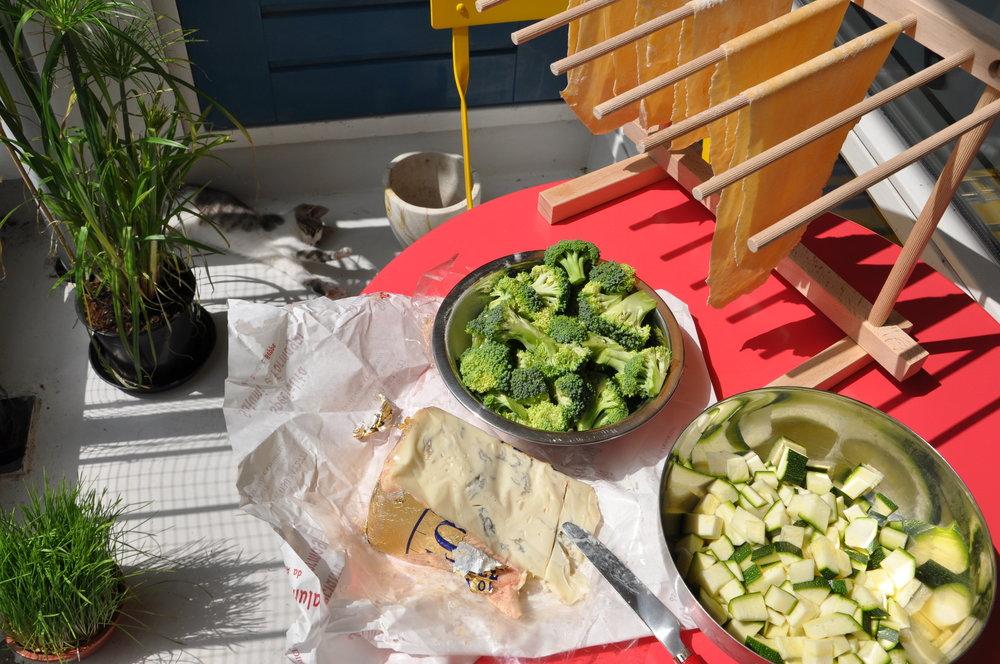 Vegetarische lasagne.JPG