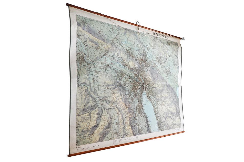 Art Nr. 002: Antike Karte -