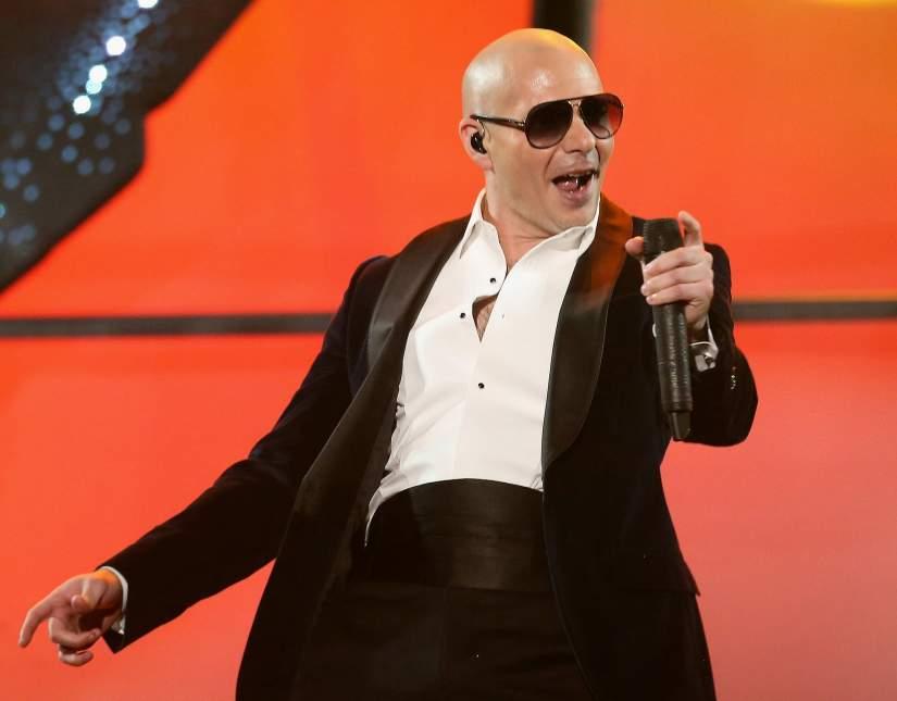 Pit Bulls against Pitbull the rapper. Petculiar