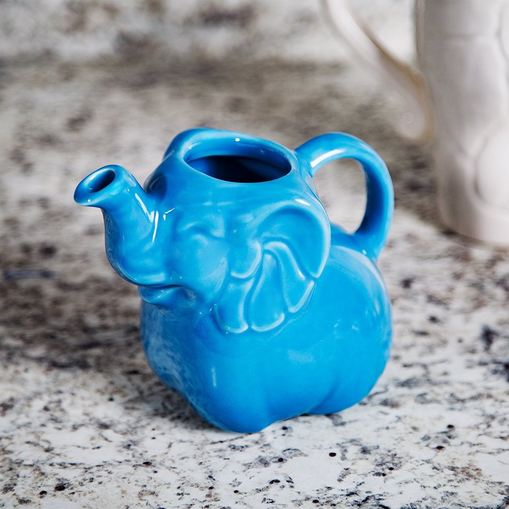 Sitting Elephant Creamer. Petculiar. Kitchen Items