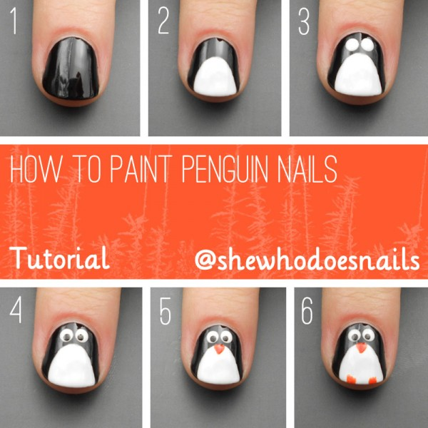 Penguin Nail Art Pet Blog.jpg