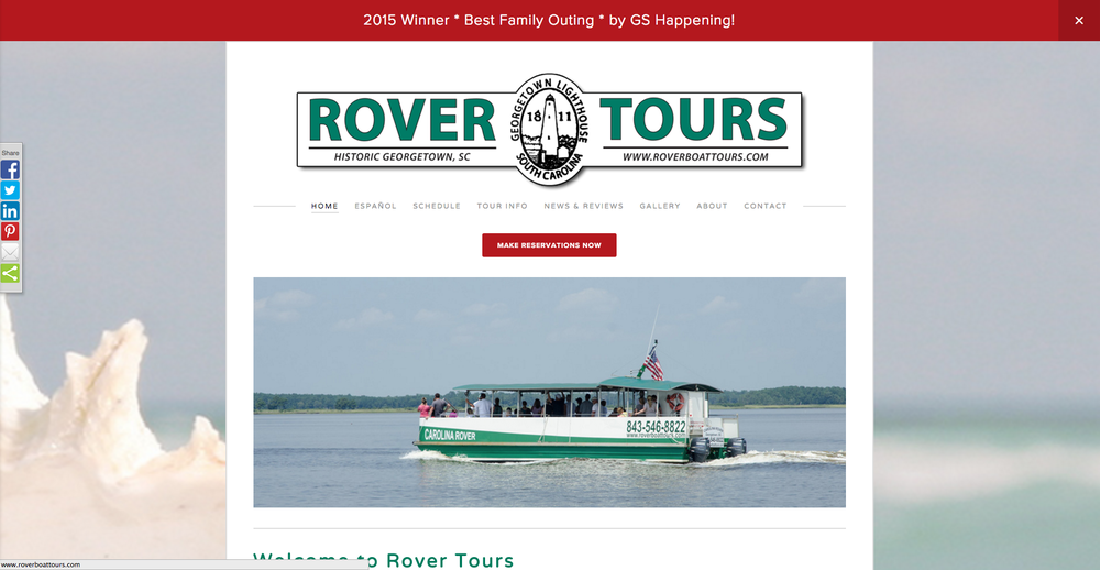 http://www.roverboattours.com/