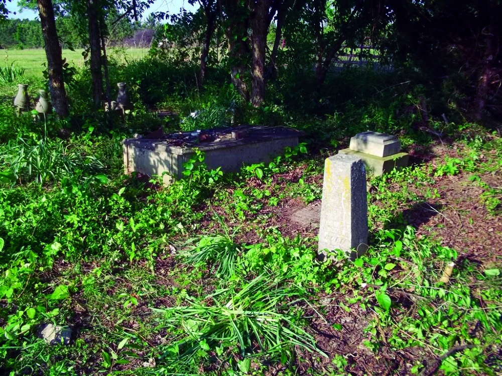 This cemetery is located on a hill in the Old Hudsonville Community of Marshall County, Miss., and is the resting place of some of the first settlers of the area. The landowners are Shannon and Amanda McGee.