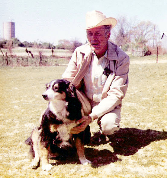 Dandridge was a horseman, cattleman, and farmer who resided in eastern Tate County.